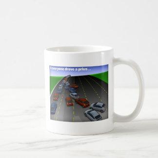 Caneca De Café … se todos conduziu um prius