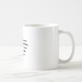 Caneca De Café Se você se importou realmente com nascituros