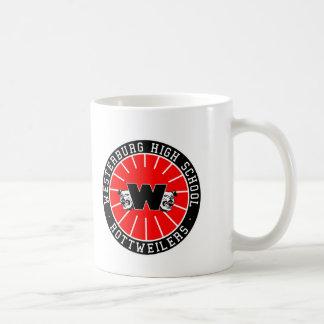 Caneca De Café Segundo grau Rottweilers de Westerburg