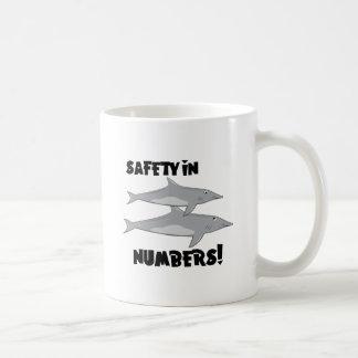 Caneca De Café Segurança nos números