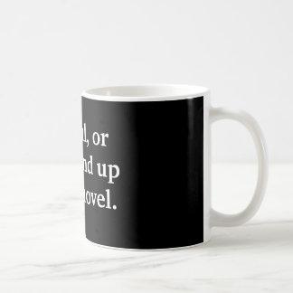 Caneca De Café Seja o autor do presente cuidadoso, ou você