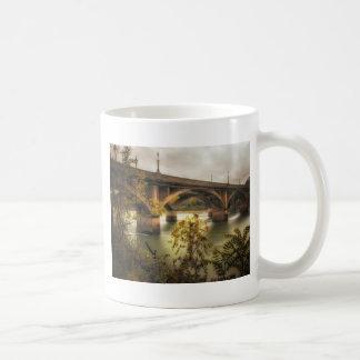 Caneca De Café Selva concreta