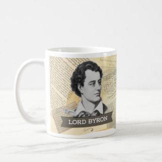 Caneca De Café Senhor Byron