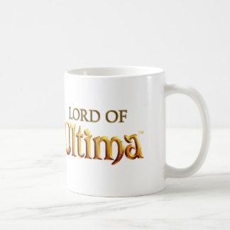 Caneca De Café Senhor do logotipo de Ultima