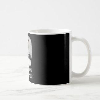 CANECA DE CAFÉ SENHOR EU SER NADA SEM VOCÊ