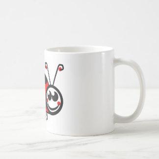Caneca De Café Senhora Desinsetar