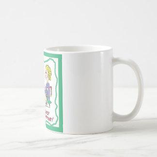Caneca De Café Senhora esperto