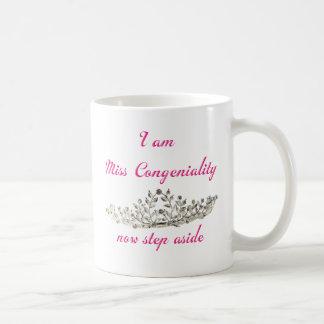 Caneca De Café Senhorita Congeniality