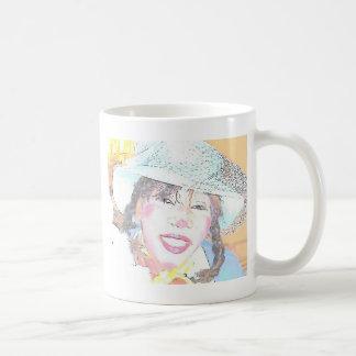 Caneca De Café Senhorita Halley Luyah Luv!