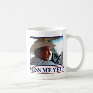 Caneca De Café Senhorita Me Ainda de George W Bush
