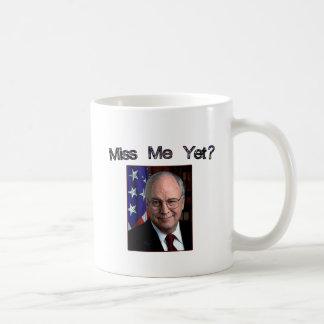 Caneca De Café Senhorita Me Ainda?  Dick Cheney