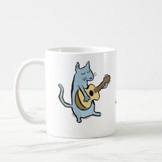 Caneca De Café serenade do gato