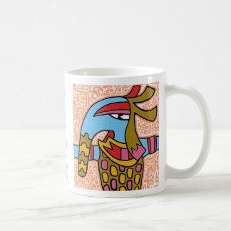 Caneca De Café Seth (deus egípcio)