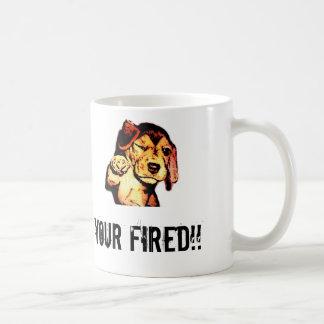 Caneca De Café Seu ateado fogo!!!
