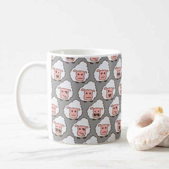 Caneca De Café Sheep Mug