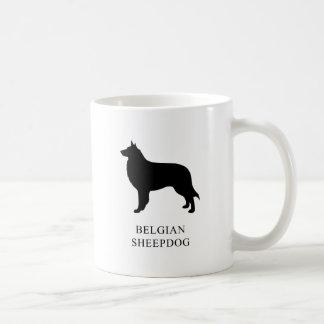 Caneca De Café Sheepdog belga