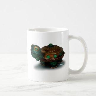 Caneca De Café Shelton a tartaruga
