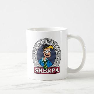 Caneca De Café Sherpa executivo