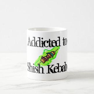 Caneca De Café Shish Kebab