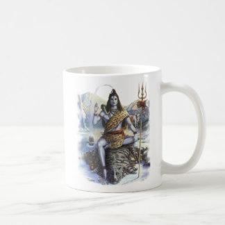 Caneca De Café Shiva Mahadeva