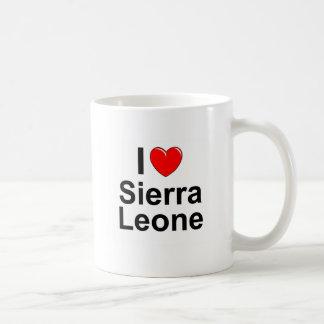 Caneca De Café Sierra Leone