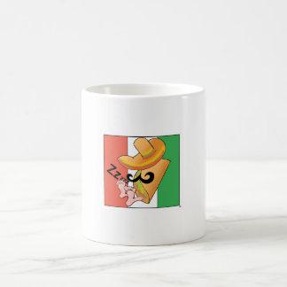 Caneca De Café Siesta do taco