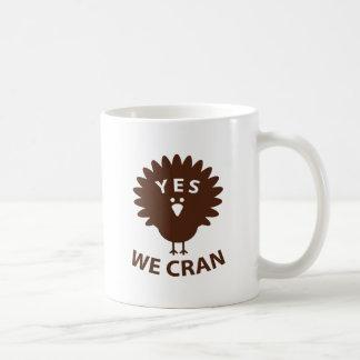 Caneca De Café Sim nós Cran