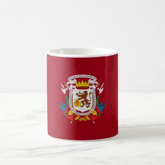 Caneca De Café símbolo de venezuela da bandeira da cidade de