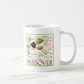 Caneca De Café Símbolos do Passover