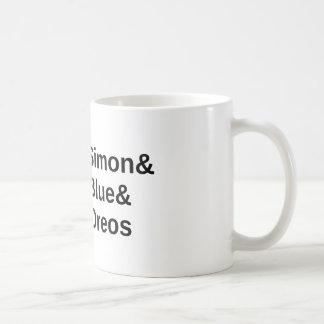 Caneca De Café Simon vs