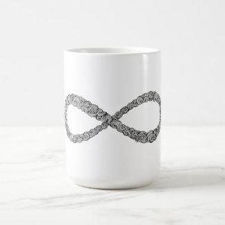 Caneca De Café Sinal da infinidade
