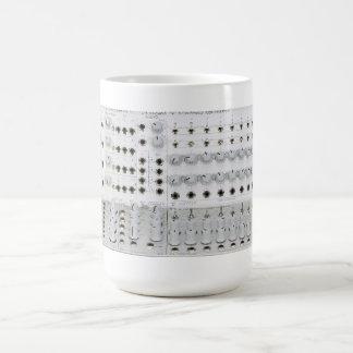 Caneca De Café Sintetizador modular