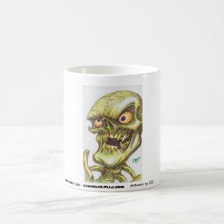 Caneca De Café Skullball
