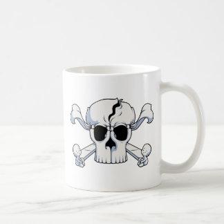 Caneca De Café Skullusion