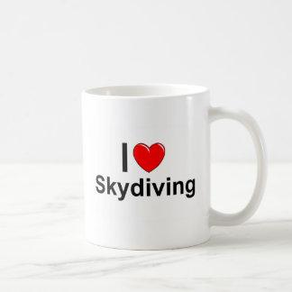 Caneca De Café Skydiving
