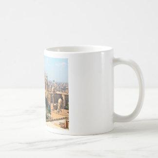 Caneca De Café Skyline de Cario Egipto