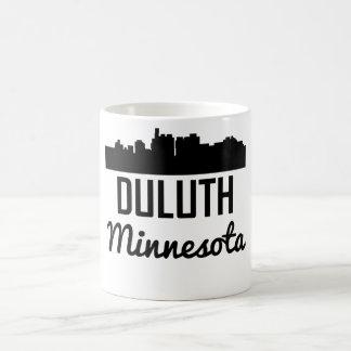 Caneca De Café Skyline de Duluth Minnesota