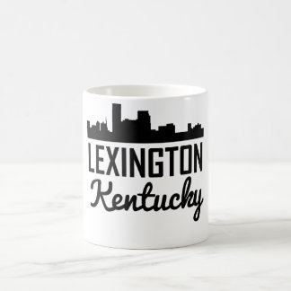 Caneca De Café Skyline de Lexington Kentucky