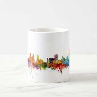 Caneca De Café Skyline de New York do búfalo