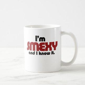 Caneca De Café Smexy e eu sabemo-lo