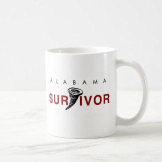 Caneca De Café Sobrevivente do furacão