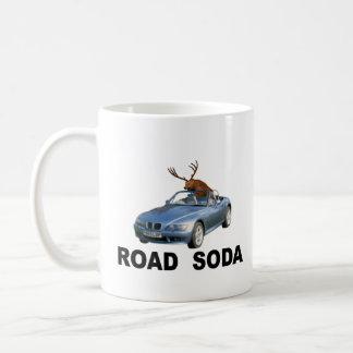 Caneca De Café Soda da estrada