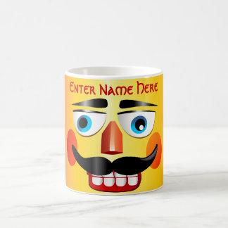 Caneca De Café Soldado de brinquedo de noz do Nutcracker
