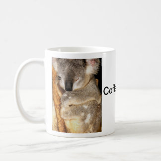 Caneca De Café Sonhando o Koala