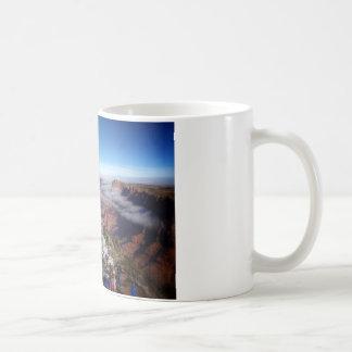 Caneca De Café Sonho da nuvem do Grand Canyon