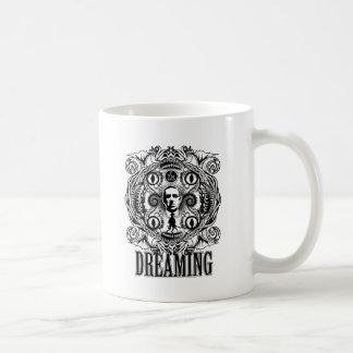 Caneca De Café Sonhos de Lovecraftian