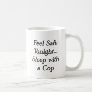 Caneca De Café sono com uma bobina