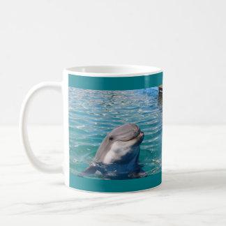Caneca De Café Sorriso do golfinho