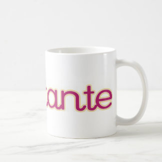 Caneca De Café Sorvo da coleção do Debutante… bonito