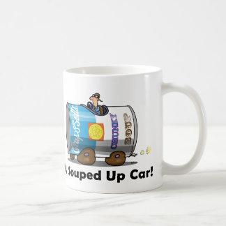 Caneca De Café Souped ACIMA do carro!